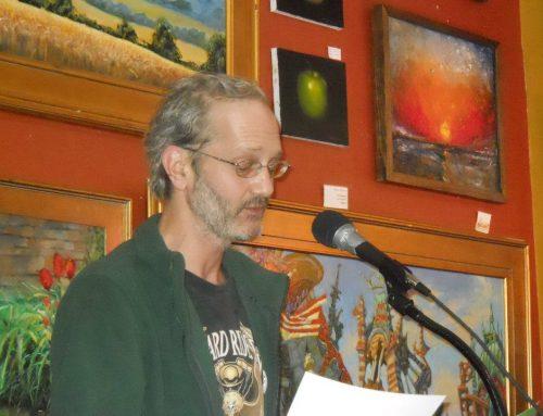 Go JoeGO Go! Poems for José Gouveia, Day Ten: Barry Hellman