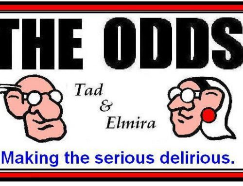 The Odds: New Book