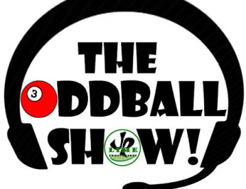 The Oddball Show: Meet Gabe Howard, author of Mental Illness is an Asshole