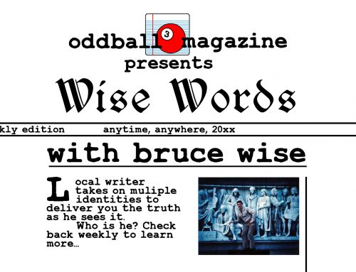 Wise Words with Bruce Wise