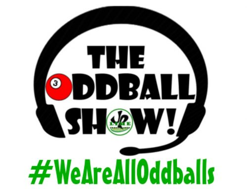 The Oddball Show: Voices of Poetry's Neil Silberblatt
