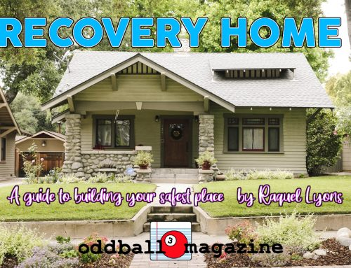 Recovery Home: Chapter 3 – The Front Door