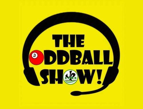 The Oddball Show: Kicking it with Oryx Cohen
