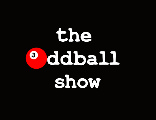 The Oddball Show Season Premiere- Who Needs Vowels: A Conversation with Rebecca Fishow