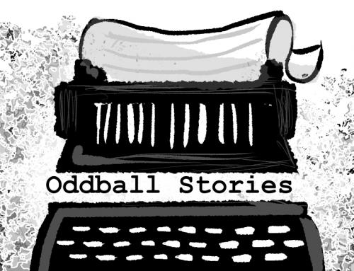 Oddball Stories with Lynn Magill