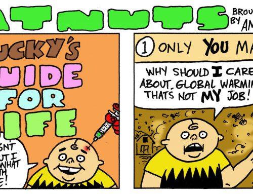Comics Spotlight: Chabbo